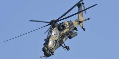 Əsəd ordusuna aid helikopter qəzaya uğradı
