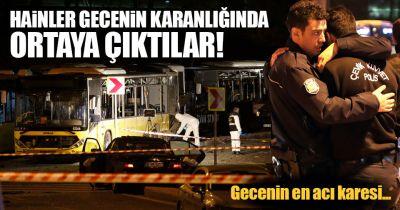 Terror aktında PKK izi görünür