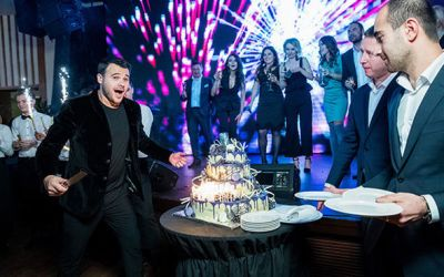 Эмин Агаларов отпраздновал свой день рождения Фотографии