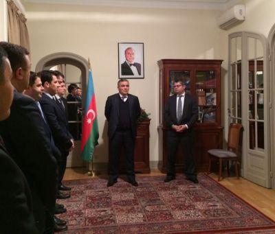 Среди выдающихся политических деятелей в мире Гейдар Алиев занимает особое место