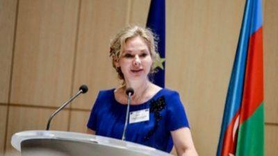 Малена Мард: Арест армянского члена Бакинской миротворческой платформы очень беспокоящий нас факт