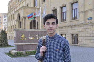 Студент БВШН – Президентский стипендиат: «С детства мечтаю стать космонавтом»