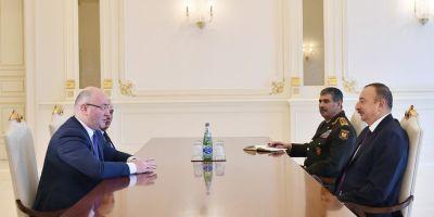 Президент Азербайджана: Изменение статус-кво должно составить основу карабахского урегулирования