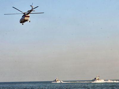 Пропавших нефтяников ищут 6 кораблей и 3 вертолета Официально