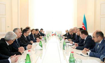 Азербайджан и Франция создают Комитет по межрегиональному сотрудничеству и децентрализации