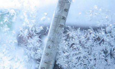 Пойдет снег Будет 14 градусов мороза
