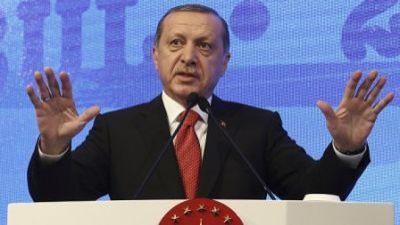 Мы не позволим никому испортить отношения с Россией Эрдоган