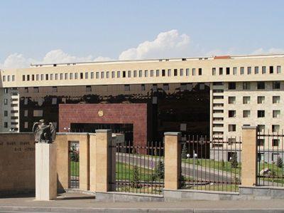 Минобороны Армении: Конфликт с Азербайджаном может возобновиться