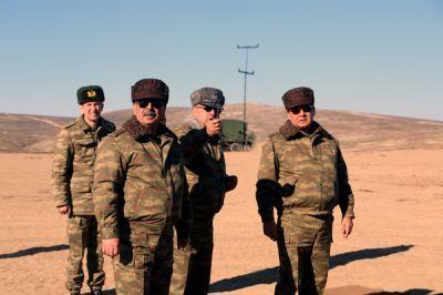 Выполнены боевые стрельбы из ракетно-зенитных комплексов «İldırım» Фотографии