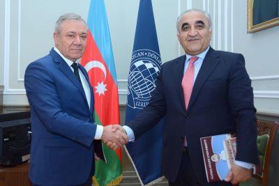 UNEC подписал новое соглашение сотрудничества с ГГУ