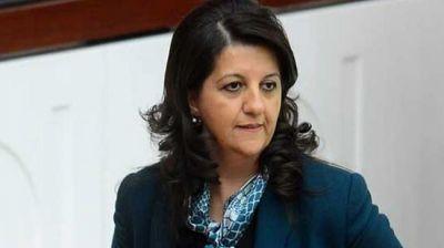 В Турции задержана вице-спикер парламента
