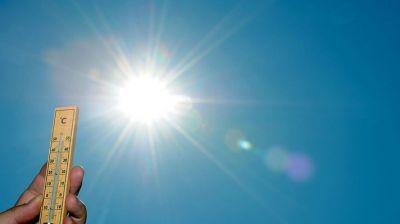 Завтра температура воздуха повысится