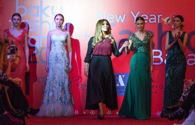 """В отеле """"Excelsior Hotel & Spa Baku""""  состоялся показ  проекта Baku Fashion Nights"""