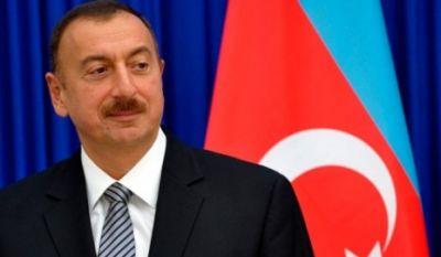 Президенту Азербайджана Ильхаму Алиеву - 55