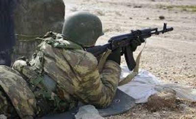 ВС Армении нарушили режим прекращения огня 43 раза