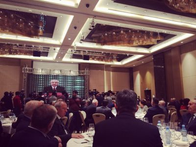 «Адрес будущего: Стратегия реформ президента Ильхама Алиева»