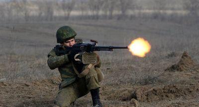 ВС Армении нарушили режим прекращения огня 38 раз