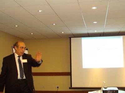 Профессор БВШН выступил на международной конференции