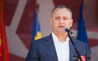 Президент Молдовы уволил министра обороны