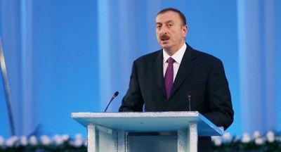 Ильхам Алиев: Обеспеченные люди должны платить больше