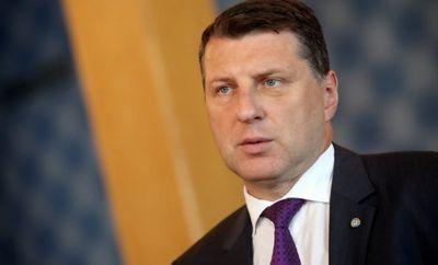 Президент Латвии отправится в Азербайджан