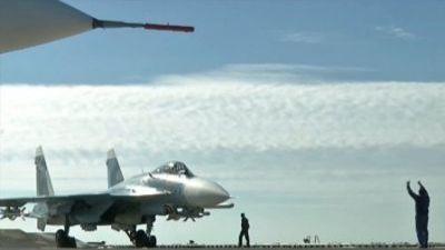 Россия начала уменьшать военную силу в Сирии
