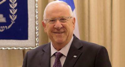 Президент Израиля прибыл в Грузию с официальным визитом