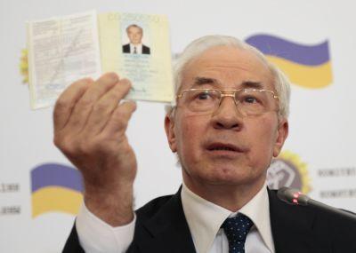 """Азаров: """"В Украине будет создано правительство в изгнании"""""""