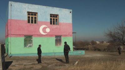 Goranboyda qeyri-adi ev