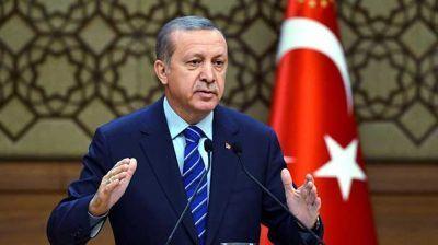 Эрдоган надеется на политическое разрешение сирийского кризиса в 2017 году