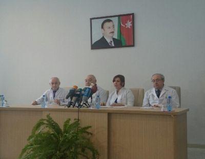 В прошлом году в Институт крови поступило 12628 обращений Отчет