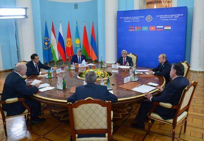 Stratfor: Астана и Минск не готовы принять армянского кандидата в качестве следующего генсека ОДКБ