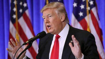 Donald Tramp mətbuat konfransı keçirdi, Putin haqqında danışdı