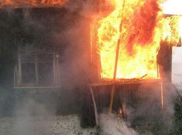 Sabunçuda 2 otaqlı ev yanıb