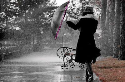 Усилится ветер пойдет дождь
