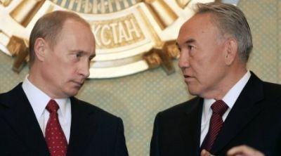 Что обсудили Путин и Назарбаев?