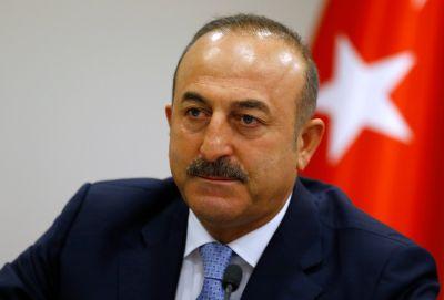 Глава МИД  Турции собирается в Израиль