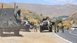 Вооруженное нападение в Турции 2 погибших, 2 раненых