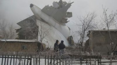 Исключена версия теракта на разбившемсе самолете в Кыргызстане