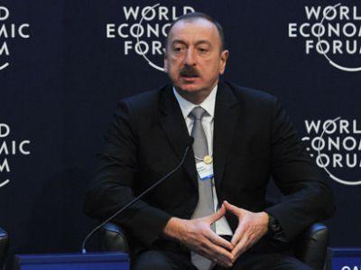 Azərbaycan Prezidentinin Davosda 30-a yaxın görüşü olacaq