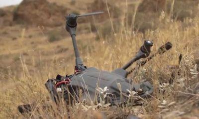 ABŞ pilotsuz uçuş aparatı qəzaya uğrayıb