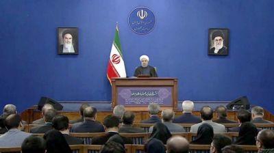 İran Prezidenti mətbuat konfransı keçirib