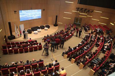 Bakıda Davos Forumu çərçivəsində tədbir keçirilib - FOTOSESSİYA