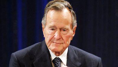 Госпитализирован Джордж Буш-старший