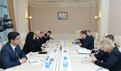 Ян Младек: Чехия заинтересована в дальнейшем расширении связей с Азербайджаном