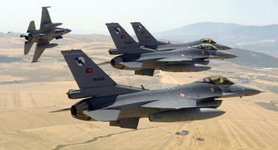 Türk qırıcıları İraqı bombaladı: 8 PKK hədəfi məhv edildi