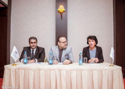 Отель «Эксельсиор Отель & Спа Баку» и Западный Университет подписали договор о сотрудничестве