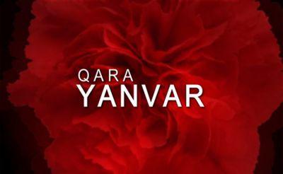 20 Yanvar şəhidlərinin xatirəsi Türkmənistanda yad edilib