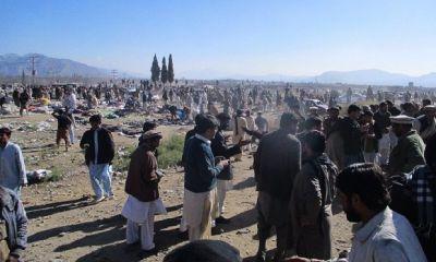 В Пакистане произошел взрыв на рынке - ВИДЕО
