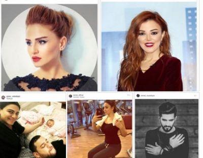 """Məşhurlar """"İnstagram""""da - FOTOLAR"""